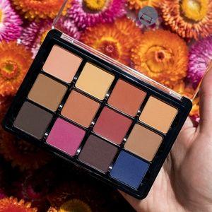 Viseart neutral mattes milieu 2 palette